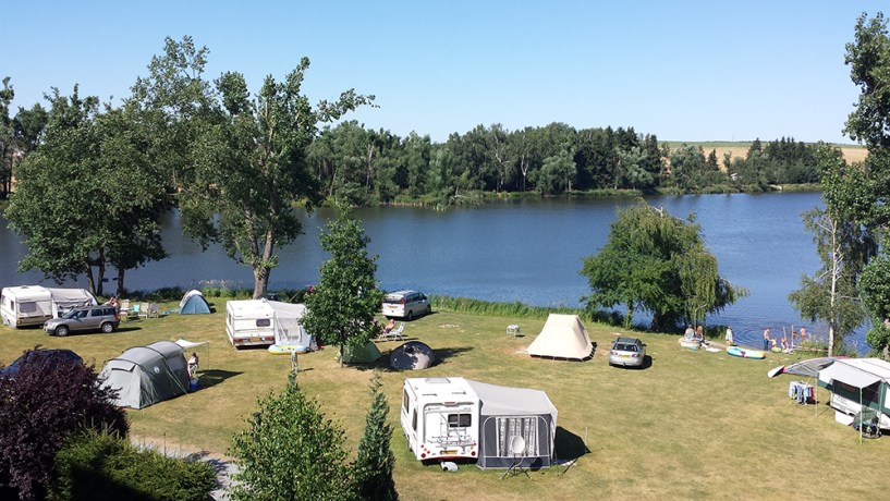 Nederlandse camping Tsjechie