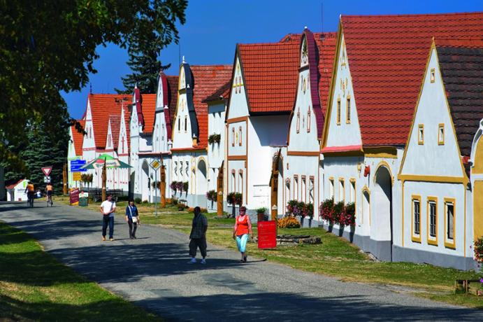 Unesco Holasovice