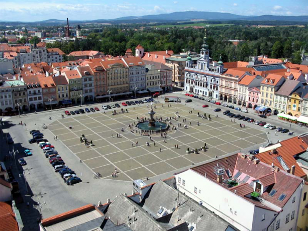 Goot plein Ceske Budejovice