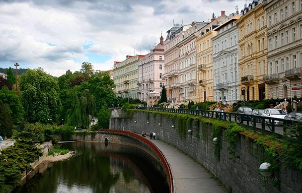 Spa Karlovy Vary