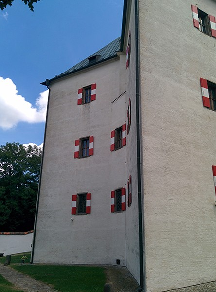 Letohradek Hvezda Sterkasteel Praag