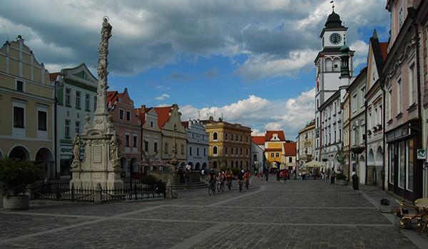 Centrum Trebon Tsjechie