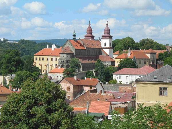 Trebic Unesco Tsjechie