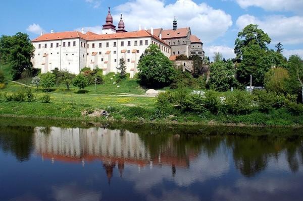 Kasteel Trebic Unesco