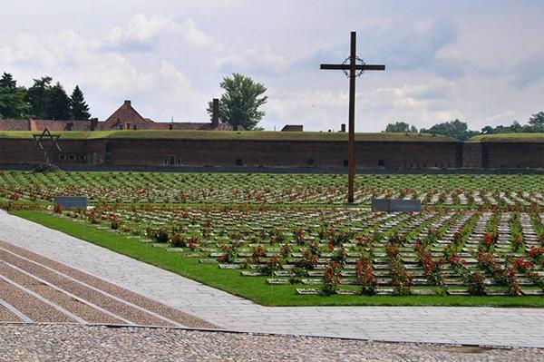 Gedenkveld Terezin Tsjechie