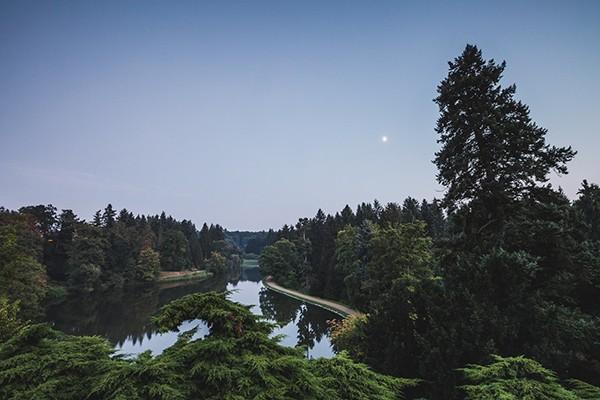 Kasteelpark Pruhonice
