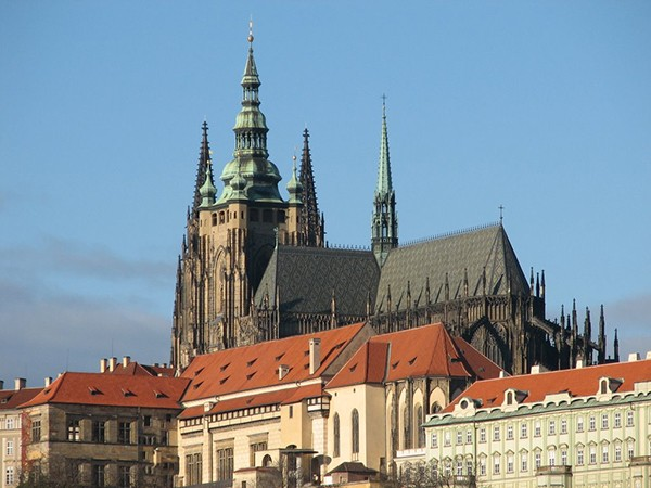 St Vitus Kathedraal Praag