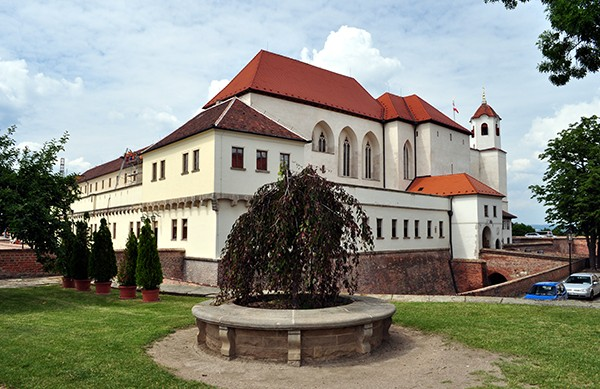 Kasteel Spilberg Brno