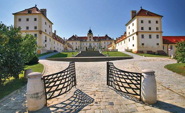 Unesco Lednice Tsjechie