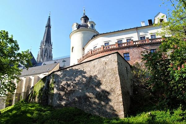 Vesting Olomouc Unesco