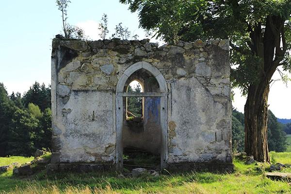 Ruine Cetviny Tsjechie