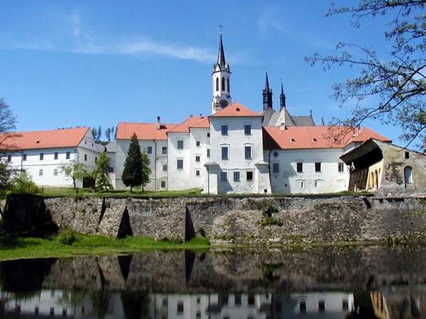 Klooster Vyssi Brod Tsjechie