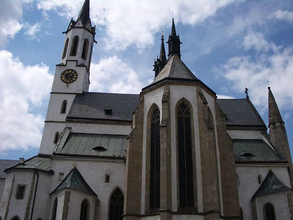 Vyssi Brod klooster Tsjechie