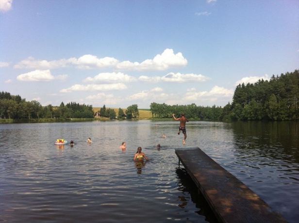 Zwemmeer camping Vidlak