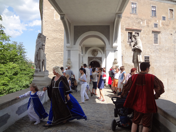 Festival Cesky Krumlov Unesco