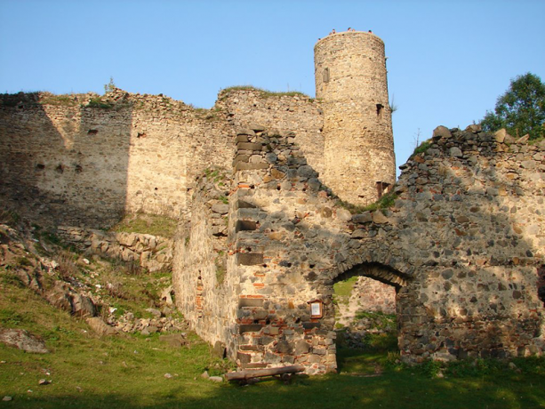 Ruine Helfenburk
