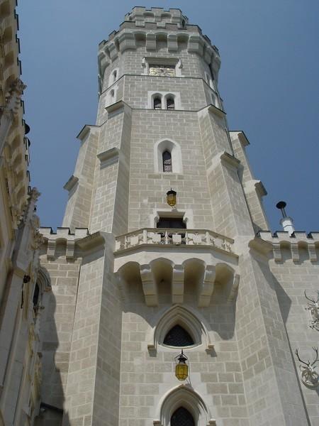 Toren Hluboka nad Vltavou