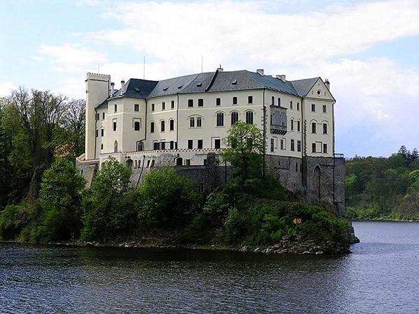 Zchwarzenberg Orlik
