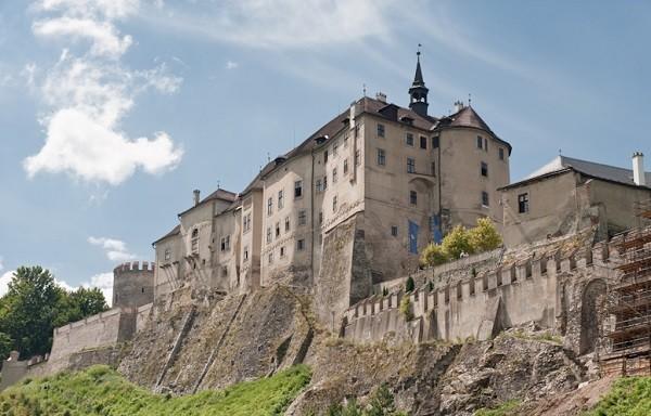 Cesky Sternberk kasteel