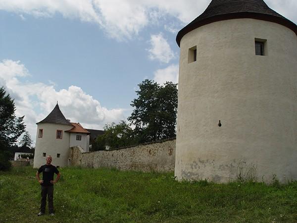 Kastelen in Tsjechie Zumberk