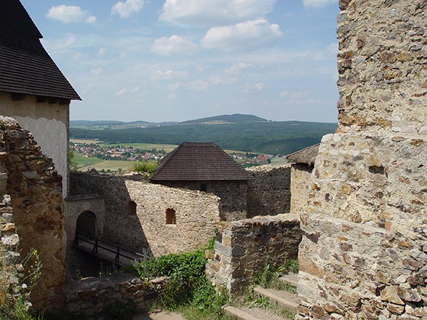 Uitzicht Tocnik Zebrak