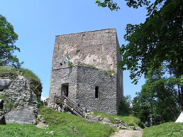 Ruine Vitkuv Kamen