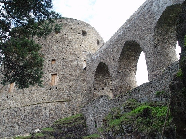 Velhartice kasteel