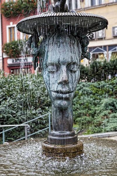 Fontein Karlovy Vary