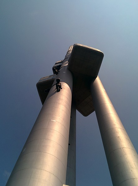 Ziskov TV toren Praag