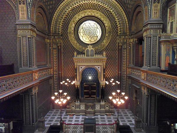 Joodse Synagoge Praag