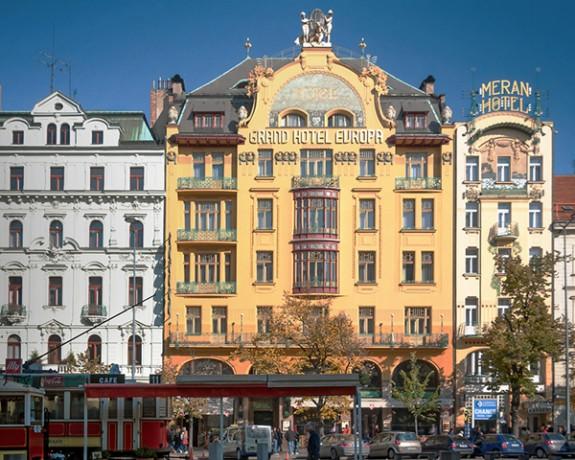 Hotel Europa Wenceslasplein