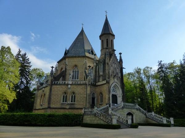 Mausoleum Schwarzenberk Trebon