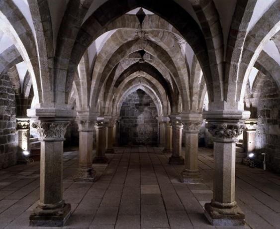 Kerkergewelven Trebic Unesco