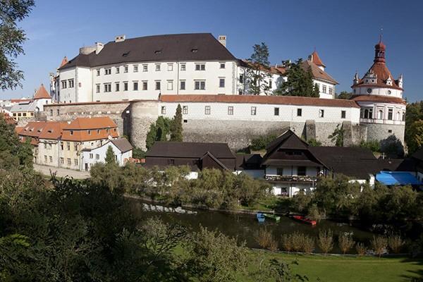 Kasteel Jindrichuv Hradec