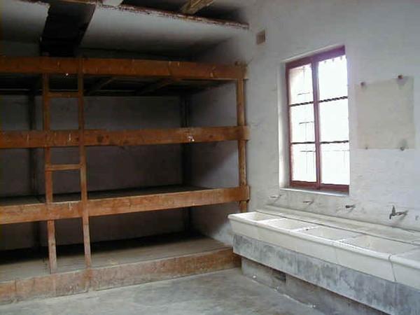 Kamp Theresienstadt Tsjechie