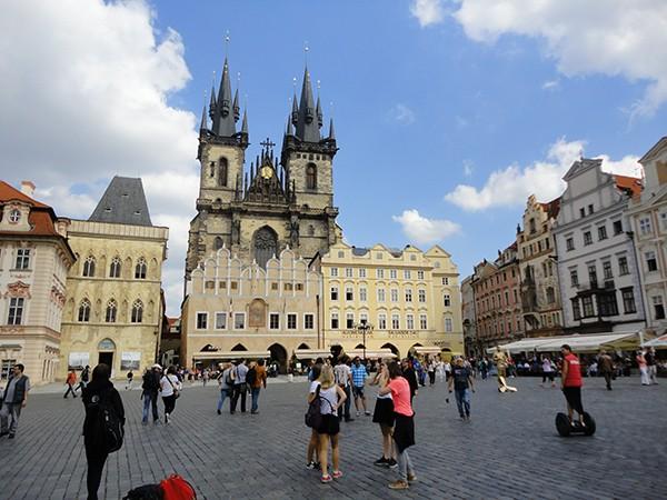 Stare Mesto Praag