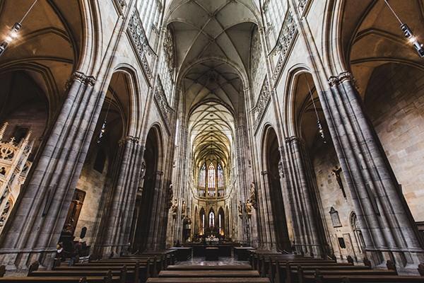 St Vitus Praag