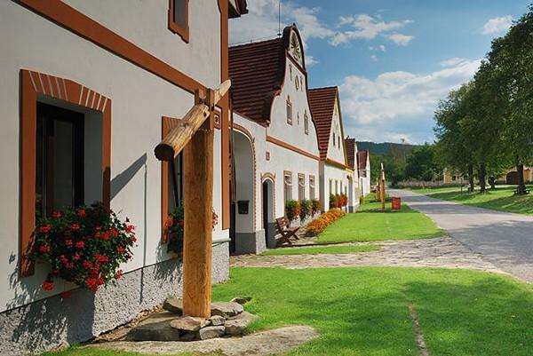 Holasovice Unesco Tsjechie