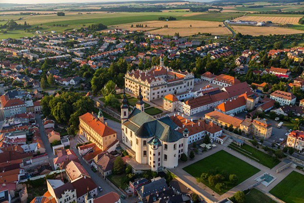 Kasteelcomplex Litomysl Unesco