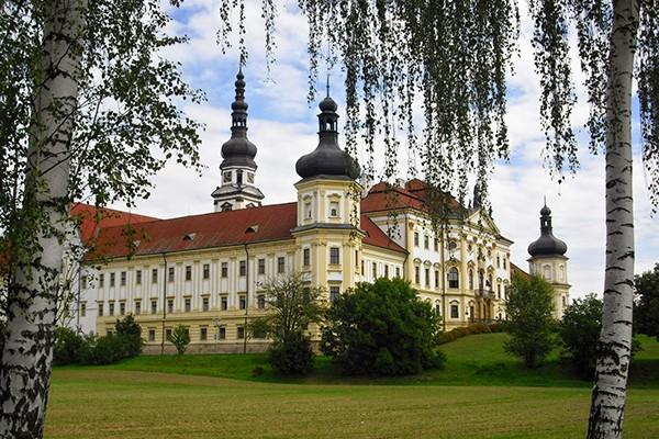 Kasteel Olomouc Tsjechie