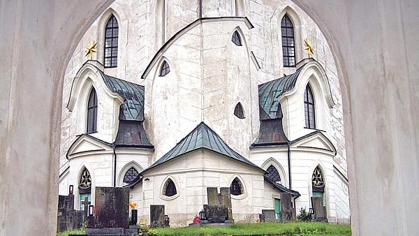 Zdar Unesco Tsjechie