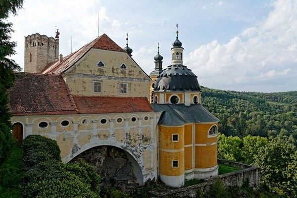 Slot Vranov nad Dyji