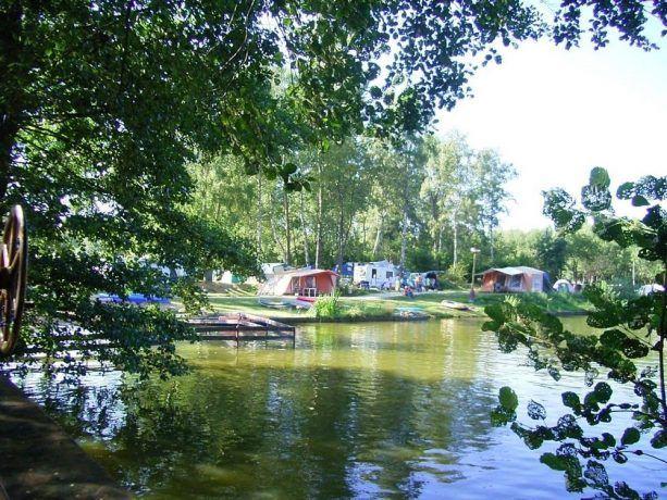 Zwemmeer camping Fontana