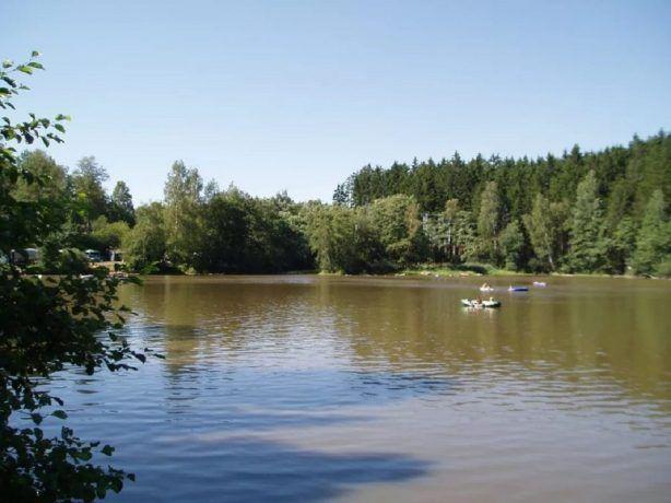 Camping Fontana meer
