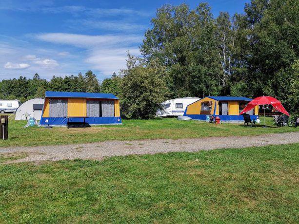 Bungalowtent camping Fontana