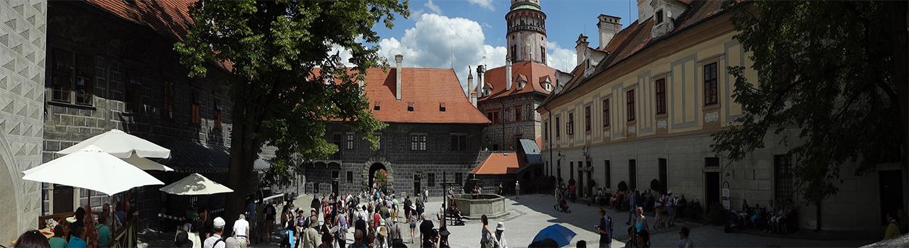 Vakantie Cesky Krumlov Unesco